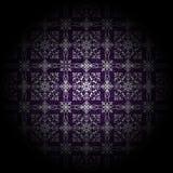 флористический роскошный фиолет Стоковая Фотография RF