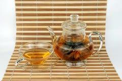флористический чай стоковое изображение rf