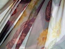 флористический шелк Стоковые Изображения RF