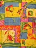 флористический шелк Стоковая Фотография