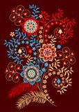 флористический sprig бесплатная иллюстрация