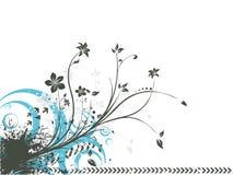 флористическое в стиле фанк Стоковая Фотография RF