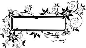 флористическое изображение Стоковые Изображения