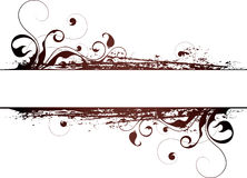 флористическое предпосылки коричневое бесплатная иллюстрация
