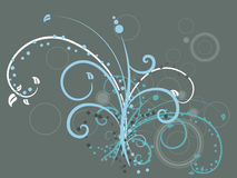 флористическо иллюстрация вектора