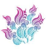 флористическо Стоковые Изображения RF