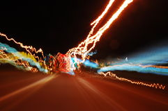 флюиды ночи Стоковая Фотография