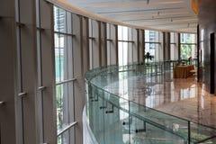 Фойе конференц-зала Стоковые Фото