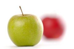 фокусировать яблок Стоковое Изображение RF