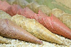 Разнообразность Горна, beakery, еда, стоковое фото