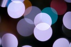 фокус освещает вне Стоковые Изображения RF