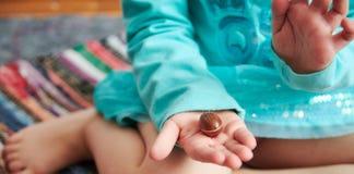 фокус пасхальныхя шоколада селективный Стоковые Изображения
