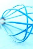 фокус предпосылки голубой селективный юркнет Стоковое Изображение