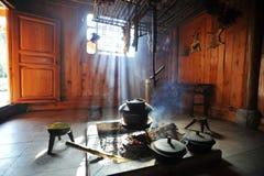 фольклорная дом Стоковые Изображения RF