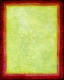 фольклорная grungy бумага Стоковая Фотография