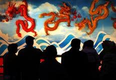 фонарики празднества Стоковое Изображение RF