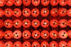 Фонарики Тайваня Тайбэя китайские стоковые фотографии rf