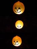 Фонарики Halloween Стоковые Изображения