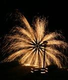 фонарики moscow Стоковое Изображение RF