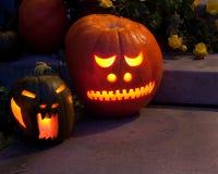фонарики o jack halloween Стоковые Изображения RF