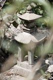 Фонарик в виске около пагоды дух Стоковые Фото
