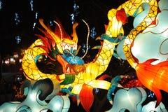 Фонарик дракона Стоковое Изображение RF