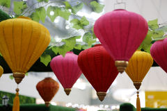 Фонарик использующего горячего воздух воздушного шара Стоковые Фото