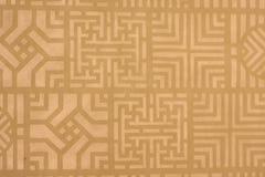Фонарик китайского стиля бумажный, предпосылка искусства абстрактная Стоковое Изображение RF