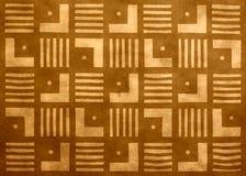 Фонарик китайского стиля бумажный, предпосылка искусства абстрактная Стоковое Изображение