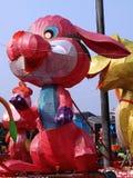Фонарик кролика Стоковая Фотография
