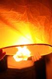 фонарик летания Стоковое Фото