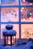 Фонарик рождества Стоковая Фотография RF