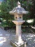 фонарик сада японский Стоковое фото RF