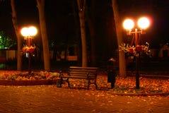 фонарик стенда ближайше к Стоковое Изображение