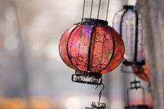 фонарик 2 китайцев Стоковое Фото