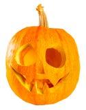 Фонарик jack тыкв хеллоуина головной Стоковое фото RF
