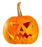 Фонарик jack тыкв хеллоуина головной Стоковое Изображение