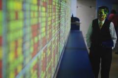 Фондовая биржа Стоковое фото RF