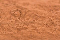 Фоновое изображение порошка гайки колы Стоковые Фотографии RF