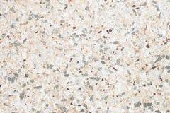 Фоновое изображение серого пола terrazzo стоковая фотография