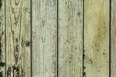 Фоновое изображение старых желтых деревянных доск Текстура, предпосылка Стоковая Фотография RF