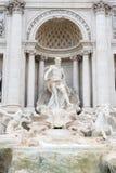 Фонтана di Trevi или фонтан Trevi Стоковая Фотография RF