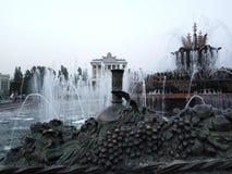 фонтаны Стоковое Фото