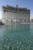 фонтаны Las Vegas bellagio Стоковая Фотография RF