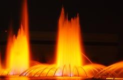 фонтаны los angeles Стоковое Изображение
