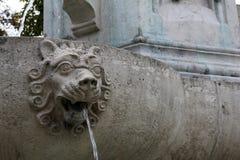 Фонтан Будапешта стоковое изображение