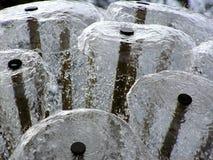 Фонтан воды Стоковое фото RF