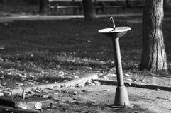 Фонтан воды стоковые изображения rf