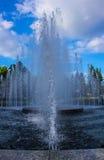 Фонтан воды Стоковое Изображение RF