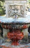 Фонтан в вилле Borghese садовничает, Рим, Италия Стоковое Изображение RF